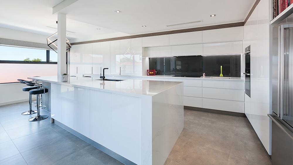 custom kitchen cabinets salt perth