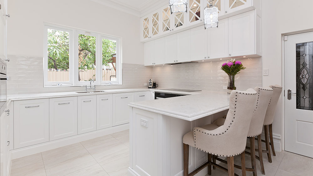 salt kitchen renovation case study - subiaco client story